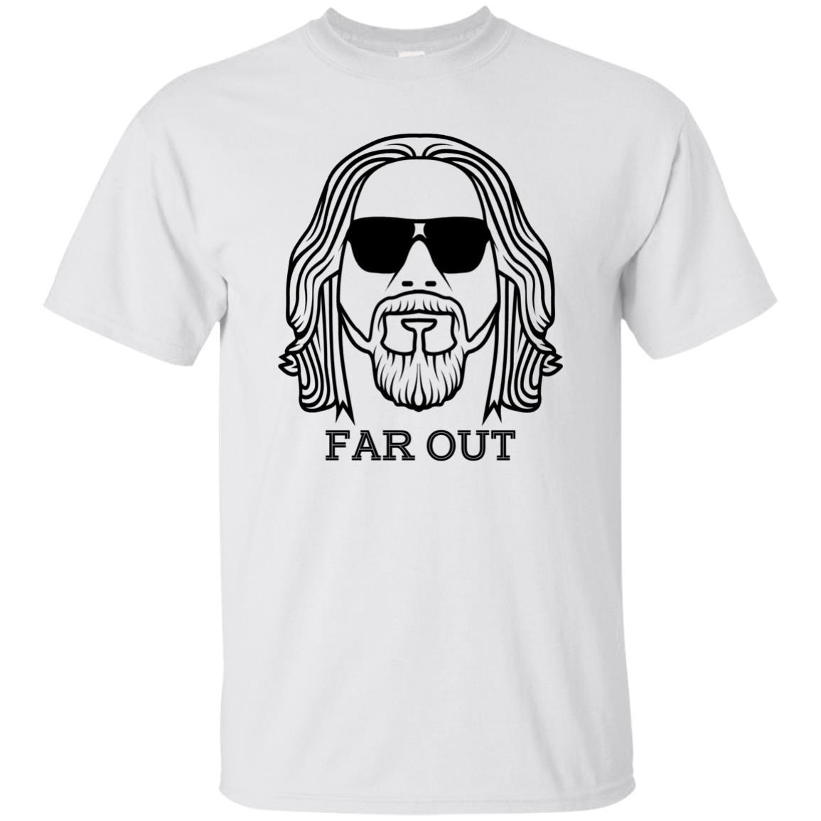 T-Shirts - Far Out Unisex Tee