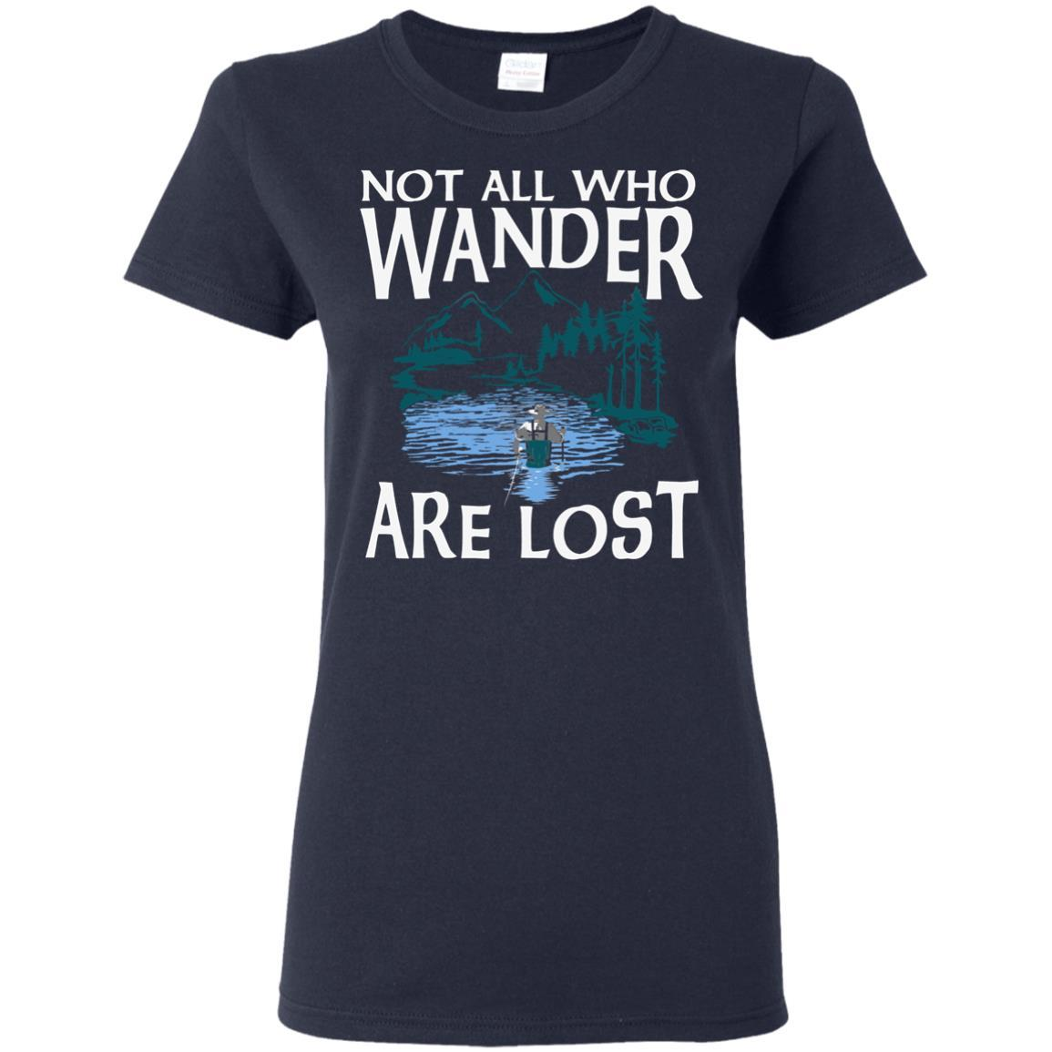 T-Shirts - Fly Wander Ladies Tee