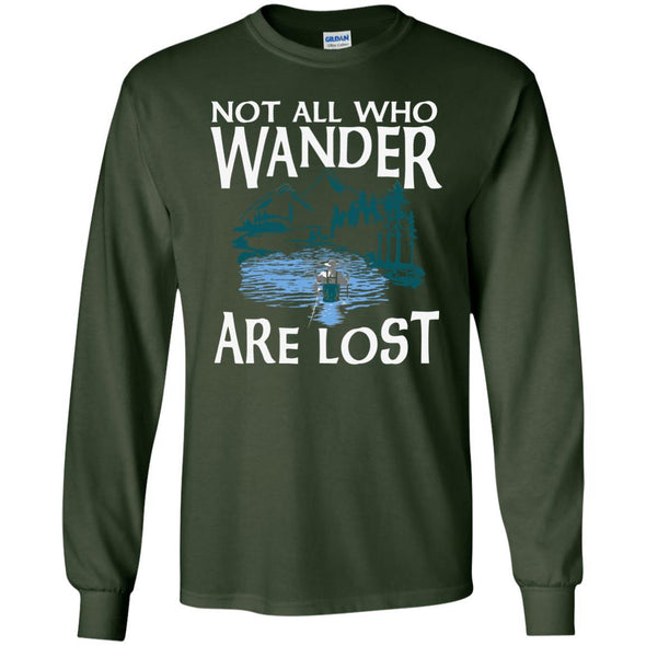 T-Shirts - Fly Wander Long Sleeve