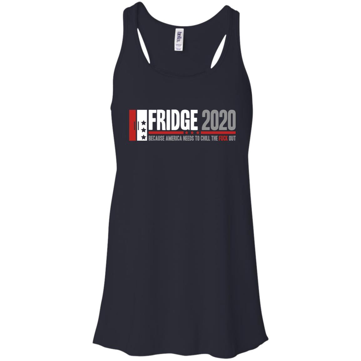 T-Shirts - Fridge 2020 Flowy Tank