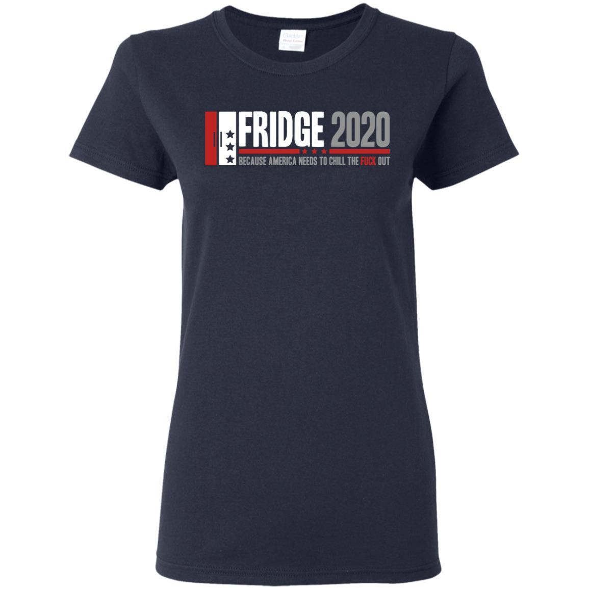 T-Shirts - Fridge 2020 Ladies Tee
