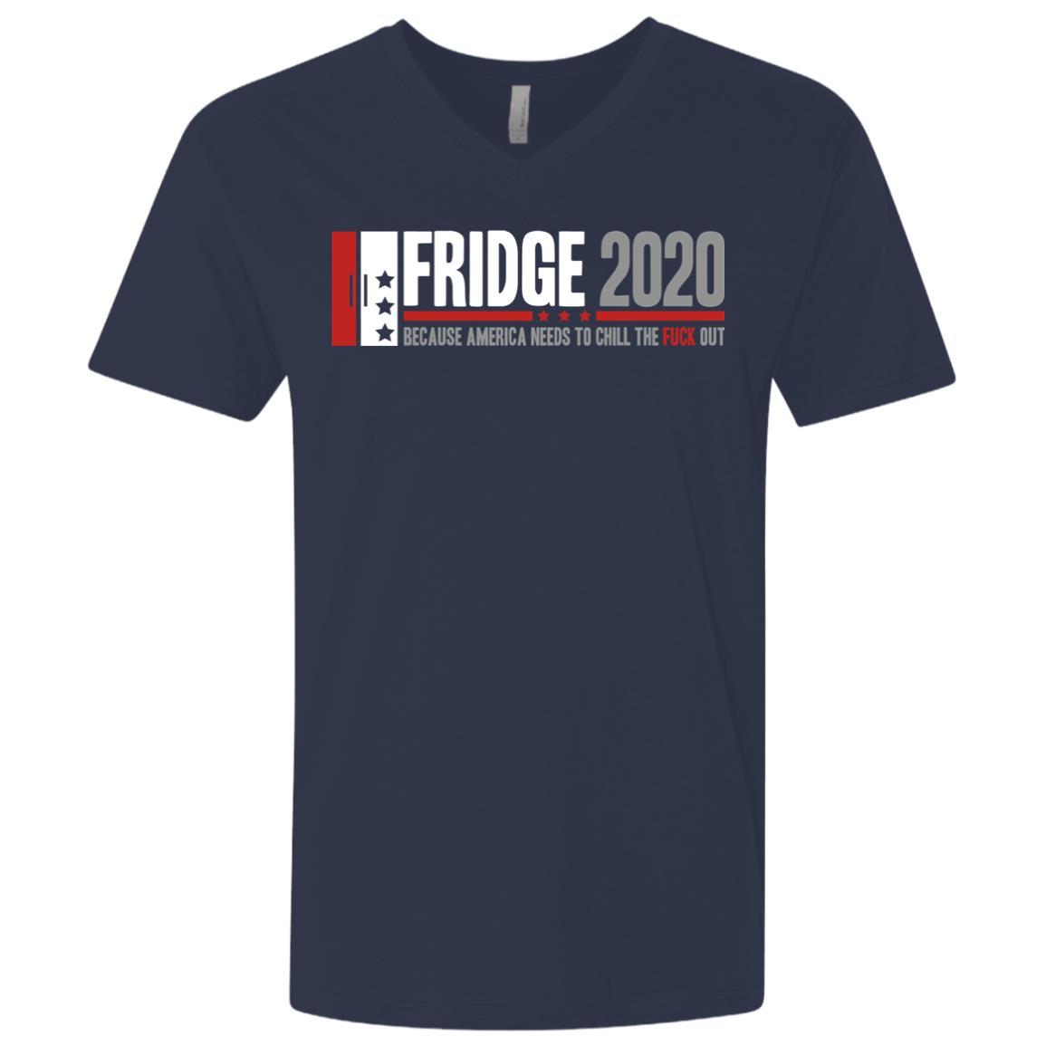 T-Shirts - Fridge 2020 Premium V-Neck
