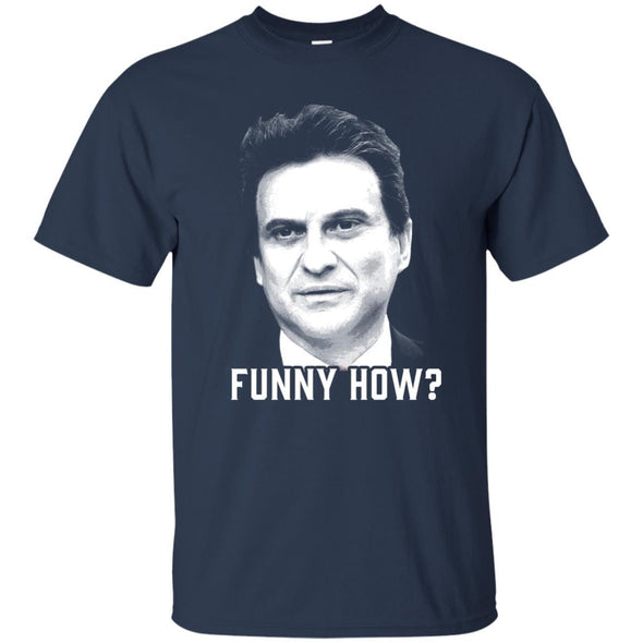 T-Shirts - Funny How Unisex Tee