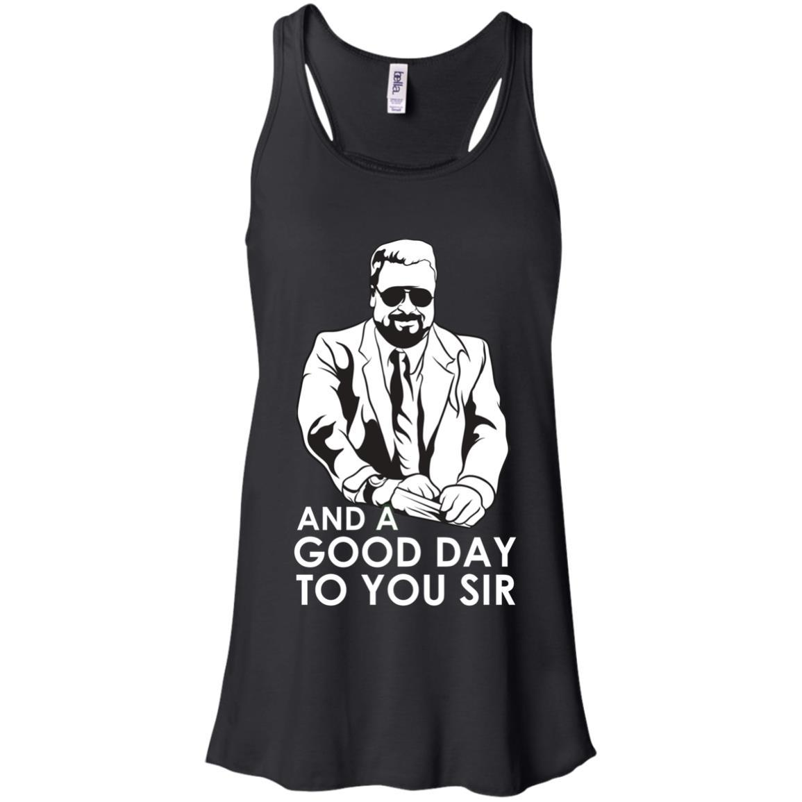 T-Shirts - Good Day Flowy Tank