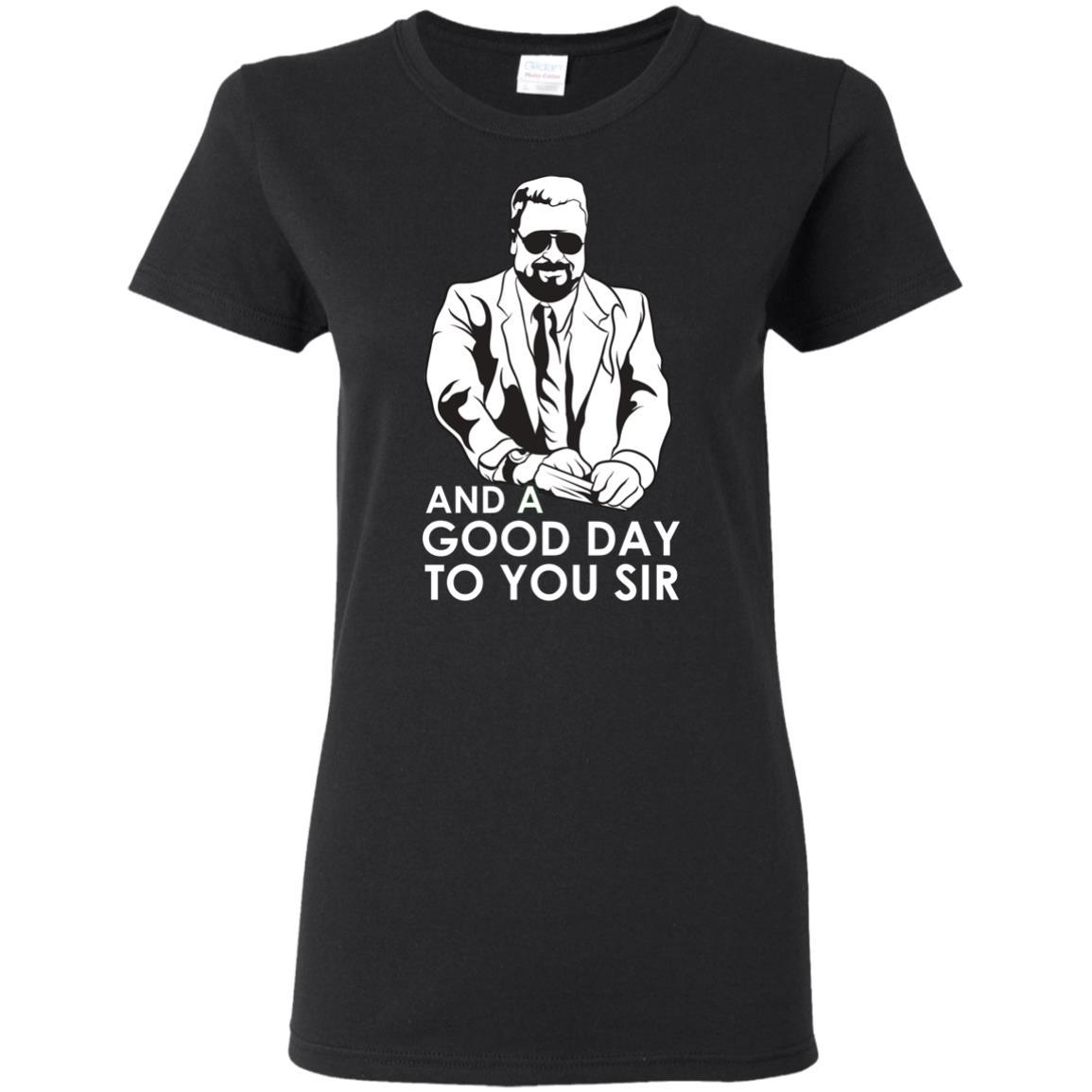 T-Shirts - Good Day Ladies Tee