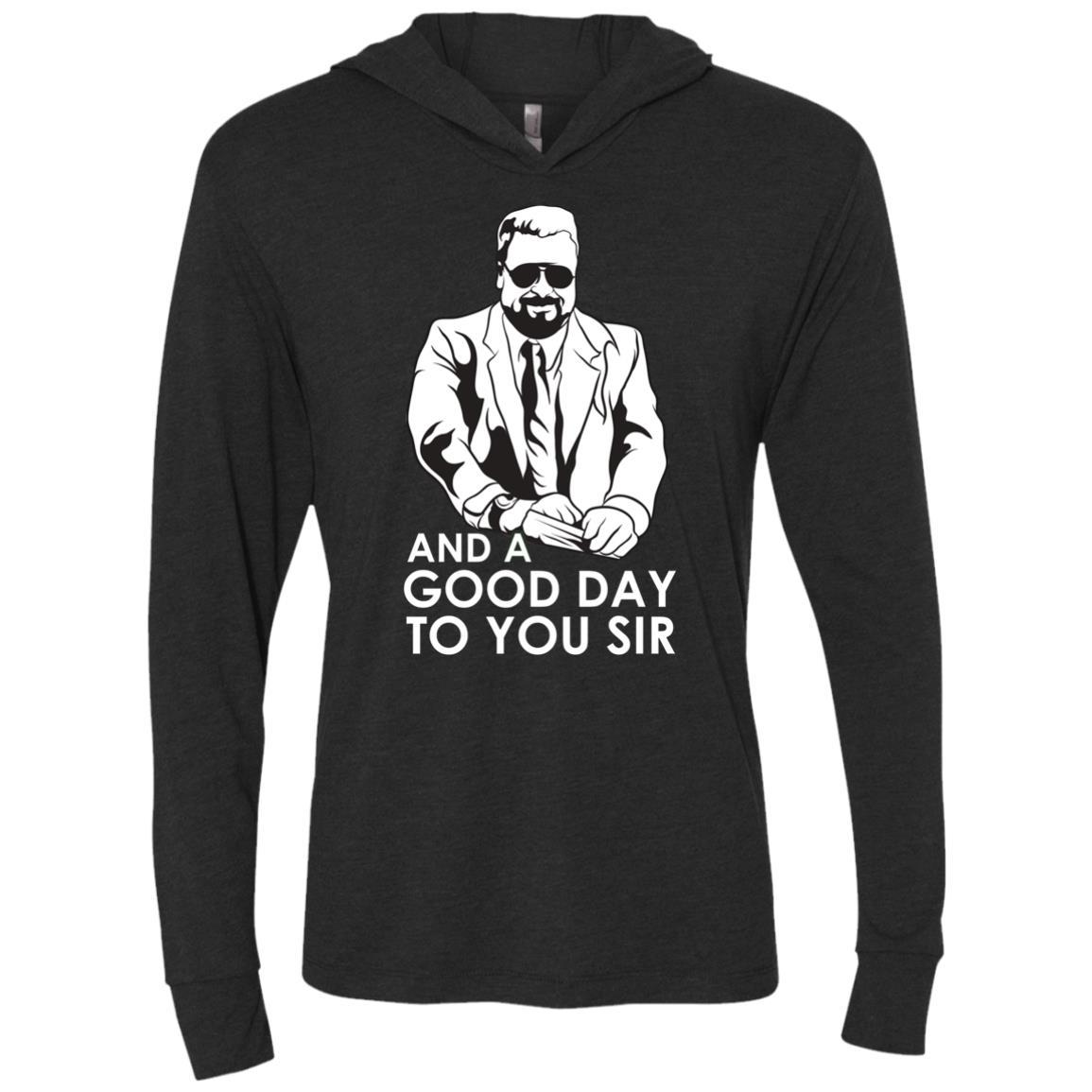 T-Shirts - Good Day Premium Light Hoodie