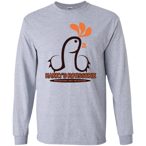 T-Shirts - Harry's Rotisserie Long Sleeve