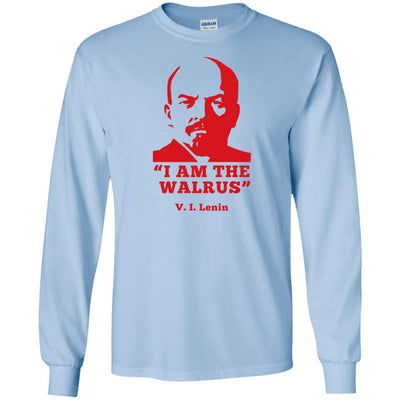 T-Shirts - I Am The Walrus Long Sleeve