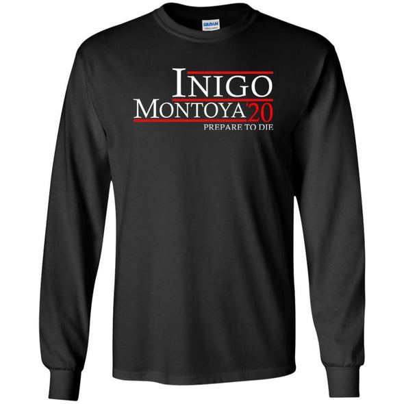 T-Shirts - Inigo Montoya 20 Long Sleeve