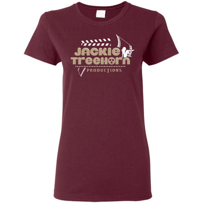 T-Shirts - Jackie Treehorn Productions Ladies Tee
