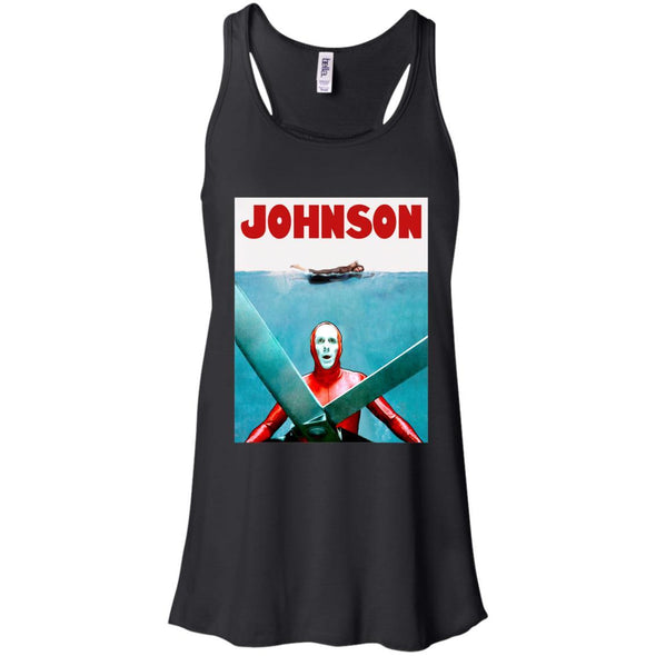 T-Shirts - JAWS JOHNSON Flowy Tank