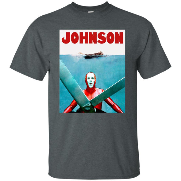 T-Shirts - JAWS JOHNSON Unisex Tee