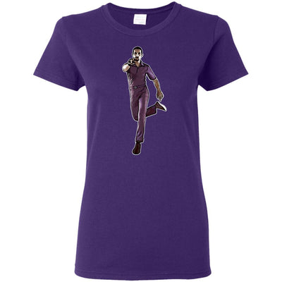 T-Shirts - Jesus Kick Ladies Tee