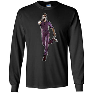 T-Shirts - Jesus Kick Long Sleeve