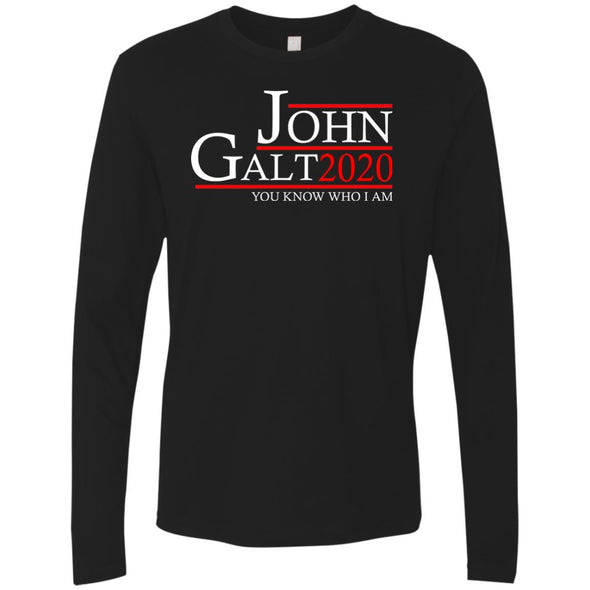 T-Shirts - John Galt 20 Premium Long Sleeve