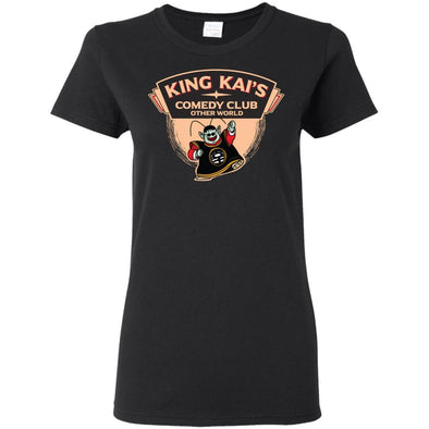 T-Shirts - Kai Comedy Club Ladies Tee