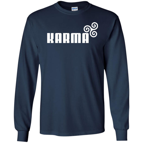 T-Shirts - Karma Long Sleeve