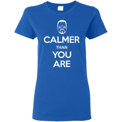 T-Shirts - Keep Calmer Ladies Tee