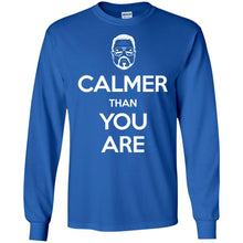 T-Shirts - Keep Calmer Long Sleeve
