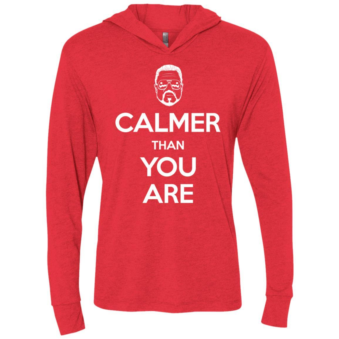 T-Shirts - Keep Calmer Premium Light Hoodie