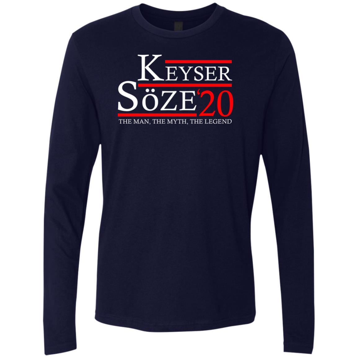 T-Shirts - Keyser Soze 20 Premium Long Sleeve