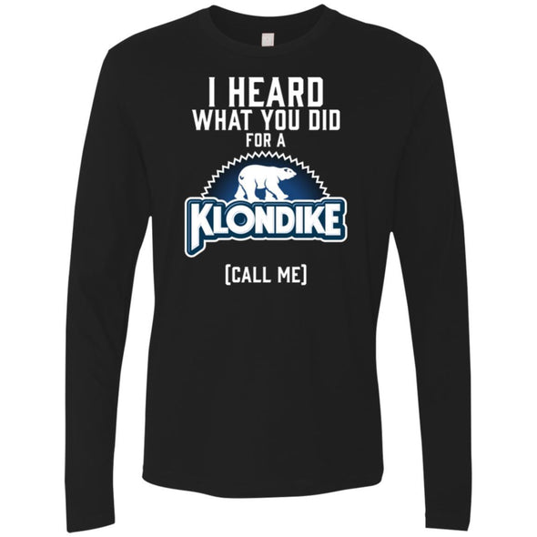 T-Shirts - Klondike Premium Long Sleeve