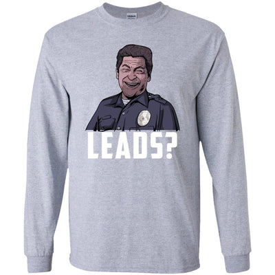 T-Shirts - Leads Long Sleeve