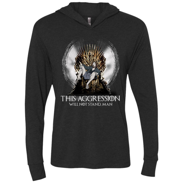 T-Shirts - Lebowski Iron Throne Premium Light Hoodie