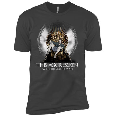 T-Shirts - Lebowski Iron Throne Premium Tee