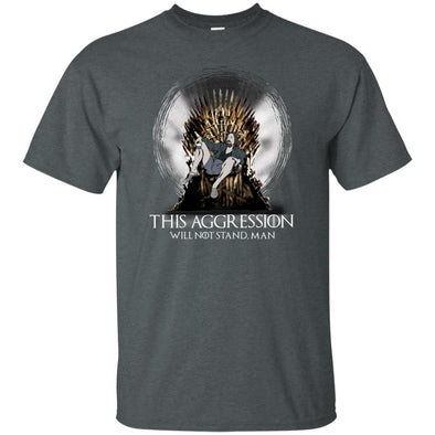 T-Shirts - Lebowski Iron Throne Unisex Tee
