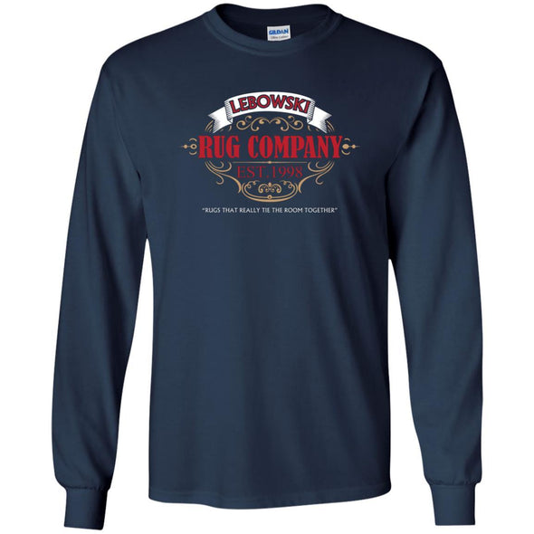 T-Shirts - Lebowski Rug Co Long Sleeve