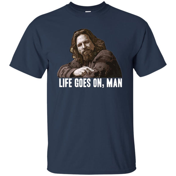 T-Shirts - Life Goes On 2 Unisex Tee