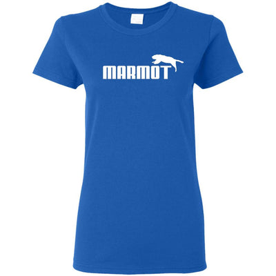 T-Shirts - Marmot (not Puma) Ladies Tee