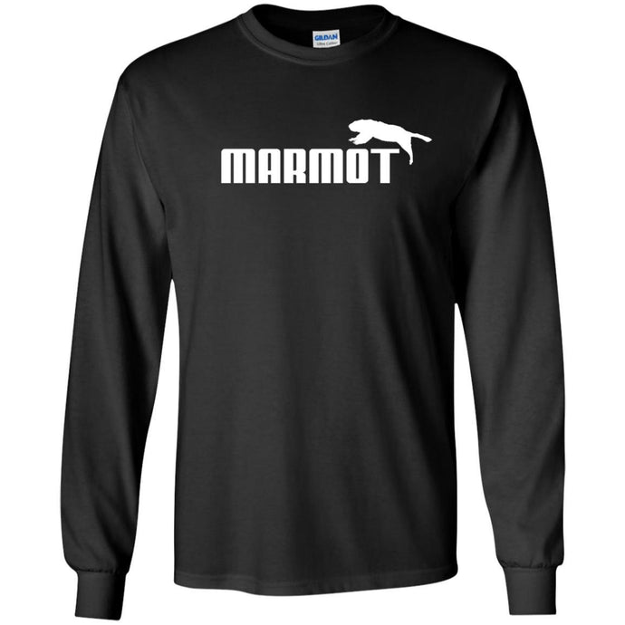 T-Shirts - Marmot (not Puma) Long Sleeve