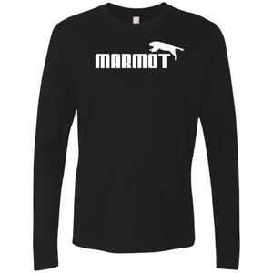 T-Shirts - Marmot (not Puma) Premium Long Sleeve