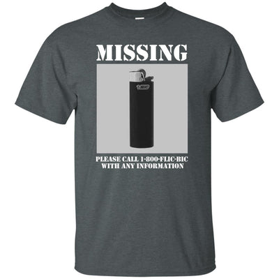 T-Shirts - Missing Bic Unisex Tee