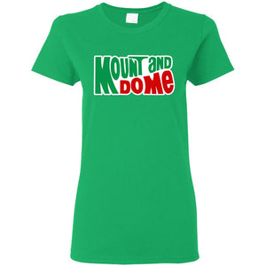 T-Shirts - Mount And Do Me Ladies Tee