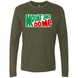 T-Shirts - Mount And Do Me Premium Long Sleeve