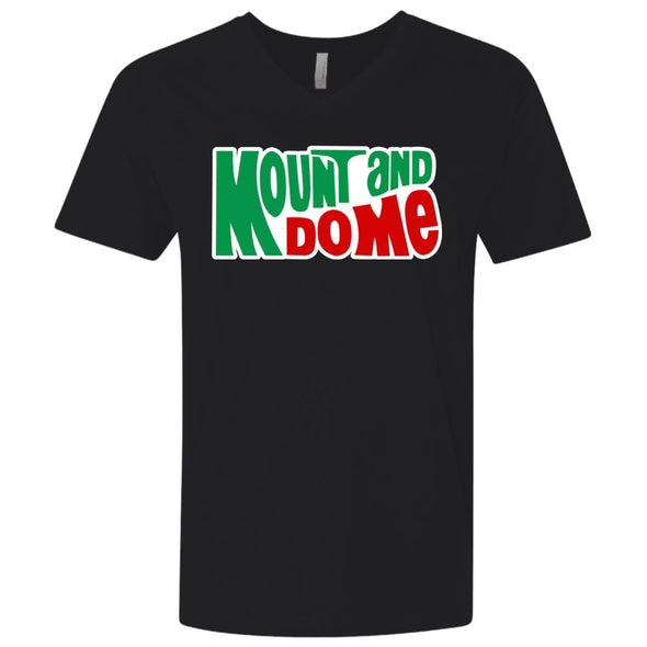 T-Shirts - Mount And Do Me Premium V-Neck