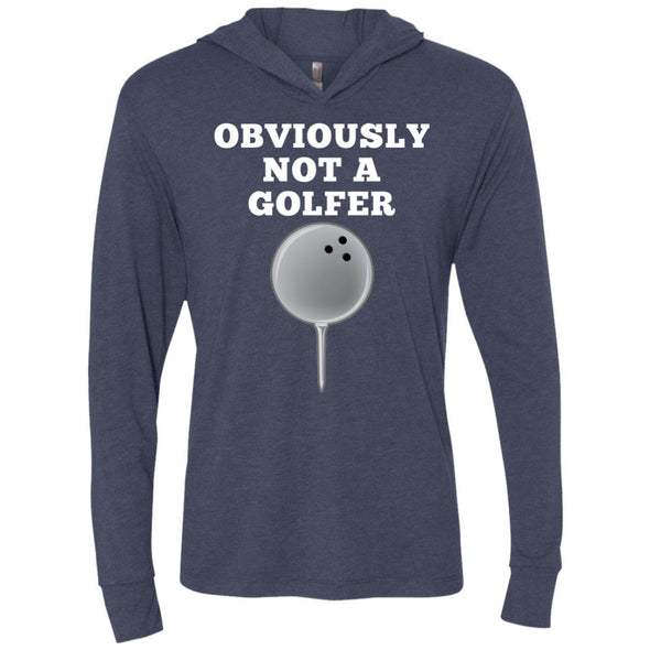 T-Shirts - Not A Golfer Premium Light Hoodie