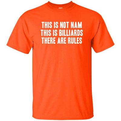 T-Shirts - Not Nam Billiards Unisex Tee