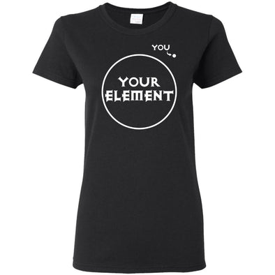 T-Shirts - Out Of Your Element Ladies Tee