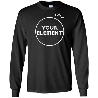 T-Shirts - Out Of Your Element Long Sleeve