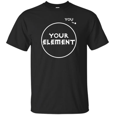 T-Shirts - Out Of Your Element Unisex Tee