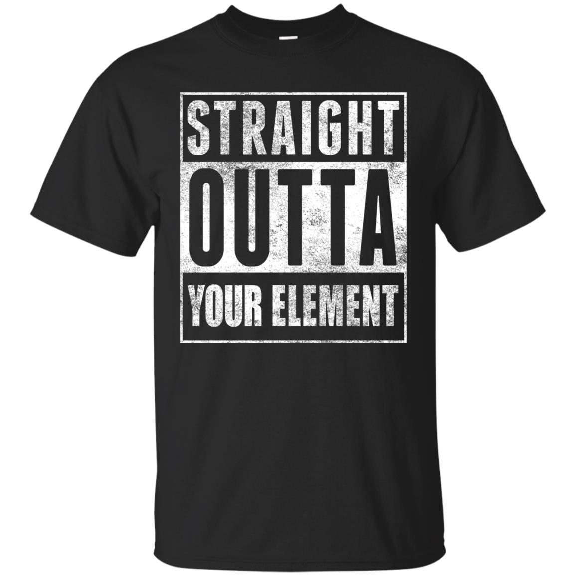 T-Shirts - Outta Your Element Unisex Tee