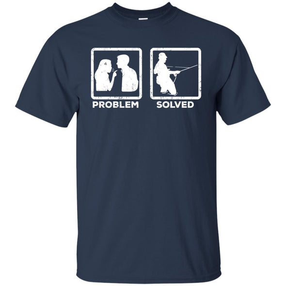 T-Shirts - Problem Solved Fly Unisex Tee