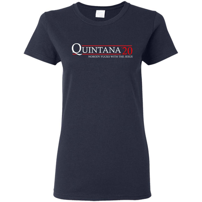 T-Shirts - Quintana 20 Ladies Tee
