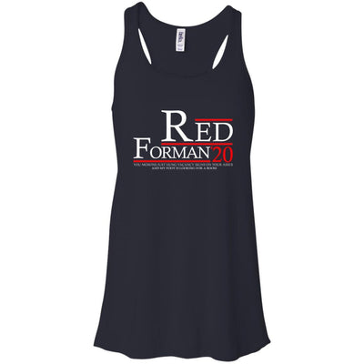 T-Shirts - Red Forman 20 Flowy Tank