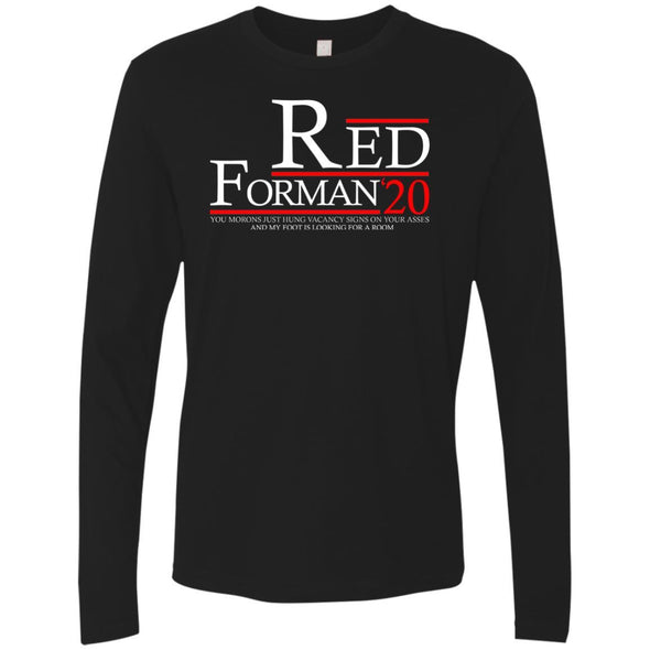 T-Shirts - Red Forman 20 Premium Long Sleeve