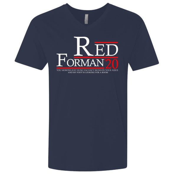 T-Shirts - Red Forman 20 Premium V-Neck